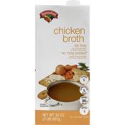 Hannaford Chicken Broth