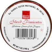 Harris Teeter Pimientos, Sliced