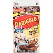 Darigold Chocolate 1% Milkfat Low Fat Vitamin A & D Milk