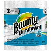 Bounty DuraTowel White Paper Towels