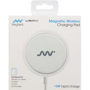 Vivitar Charging Pad, Magnetic Wireless