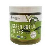Essential Living Foods Organic Green Botija Olives