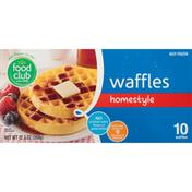 Food Club Homestyle Waffles