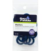Ray Padula Washers, 10 Pack