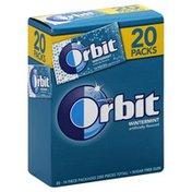 Orbit Gum, Sugarfree, Wintermint