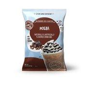 Big Train Mocha Blended Ice Coffee Beverage Mix