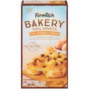 Farm Rich Bakery Egg, Sausage & Cheese Pull Aparts