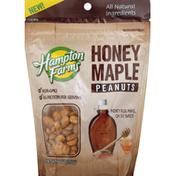 Hampton Farms Peanuts Honey Maple