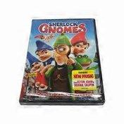 Paramount Pictures Sherlock Gnomes DVD