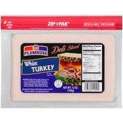 Plumrose White Deli Sliced Turkey