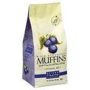 Sticky Fingers Bakeries Muffin Mix, Premium, Wild Blueberry