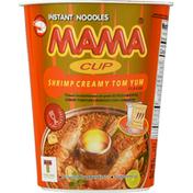 Mama Instant Noodles, Shrimp Creamy Tom Yum Flavor