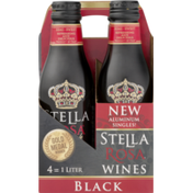 Stella Rosa Wines Black - 4 PK