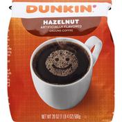 Dunkin' Coffee, Ground, Hazelnut