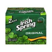 Irish Spring Deodorant Soap Original