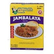 Jambalaya Girl Jambalaya Rice Mix