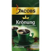 Jacob's Coffee, Ground, Kronung