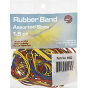 Ava Rubber Band, Assorted Sizes