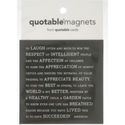 Quotable Magnets, To Laugh Often