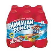Hawaiian Punch Red Fruit Juicy Drink