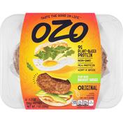 Ozo Breakfast Sausages, Plant-Based, Original