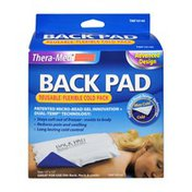 Thera-Med Back-Pad Reusable/Flexible Cold Back