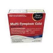 Best Choice Non Aspirin Cold Night Caplets
