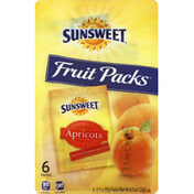 Sunsweet Fruit Packs, Apricots, Mediterranean