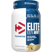 Dymatize Protein Powder, Gourmet Vanilla, 100% Whey