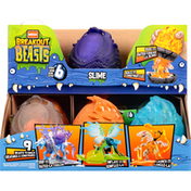 Breakout Beasts Beasts to Build, Slime, Series 6