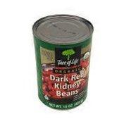 Tree Of Life Organic Dark Red Kidney Beans