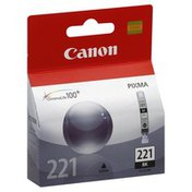 Canon Ink Tank, Black 221