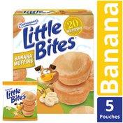 Entenmann's Little Bites Banana Muffins