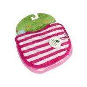 i play Fuchsia Pink Stripe Bib