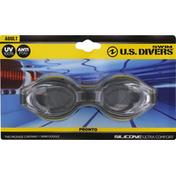 US Divers Swim Goggle, Adult, Pronto