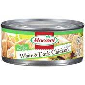 Hormel White & Dark Chicken in Water