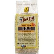 Bob's Red Mill Hot Cereal, 10 Grain, Whole Grain