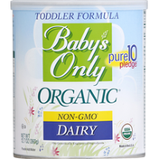 Baby's Only Toddler Formula, Dairy