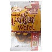 Prairie City Walkin' Wafel, Apple Cinnamon Flavored