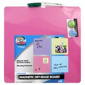 The Board Dudes Dry-Erase Board, Magnetic, Unframed