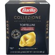Barilla® Collezione Artisanal Selection Pasta Tortellini Three Cheese