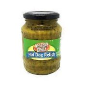 Western Family Hot Dog Relish