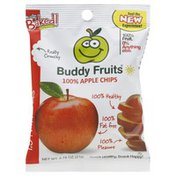 Buddy Fruits Apple Chips, 100%