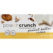 Power Crunch Protein Energy Bar, Peanut Butter Creme