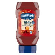 Hellmann's Real Ketchup Sweetened Only With Honey