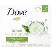 Dove Beauty Bar Cucumber And Green Tea