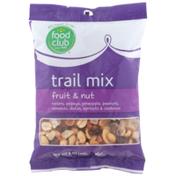 Food Club Fruit & Nut Raisins, Papaya, Pineapple, Peanuts, Almonds, Dates, Apricots & Cashews Trail Mix