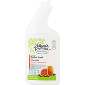 Nature's Promise Toilet Bowl Cleaner Sparkling Grapefruit