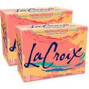 LaCroix Sparkling Water, Pamplemousse (Grapefruit)