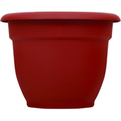 Bloem Planter, Ariana Burnt Red, 8 Inches